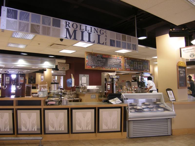 Rolling Mill Café
